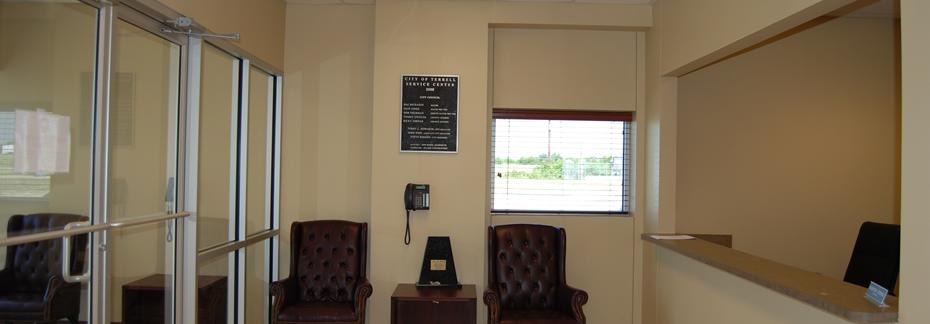 City of Terrell Service Center
